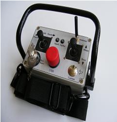 система дистанционного управления кранами